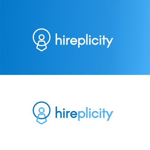 Logo for a job recruitment company.
