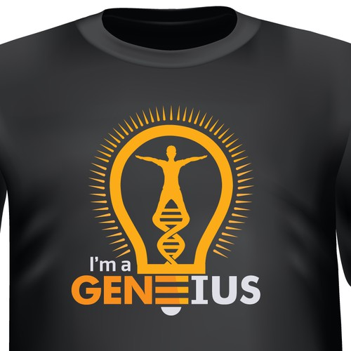Help brand the next GENEius around the country..