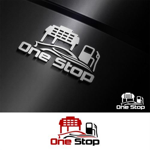 New Car Wash & Gas Station needs a powerful logo