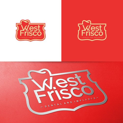 Logo concept for 'Frisco'