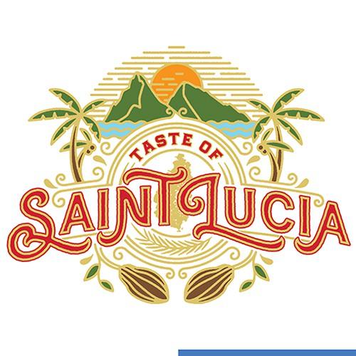 Taste of St. Lucia logo