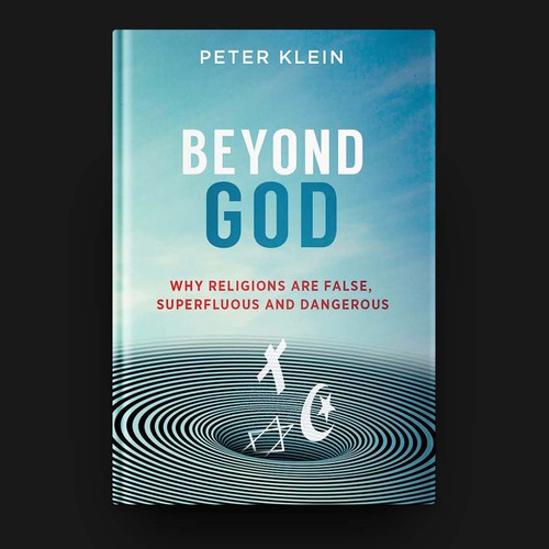 Book cover design for Peter Klein