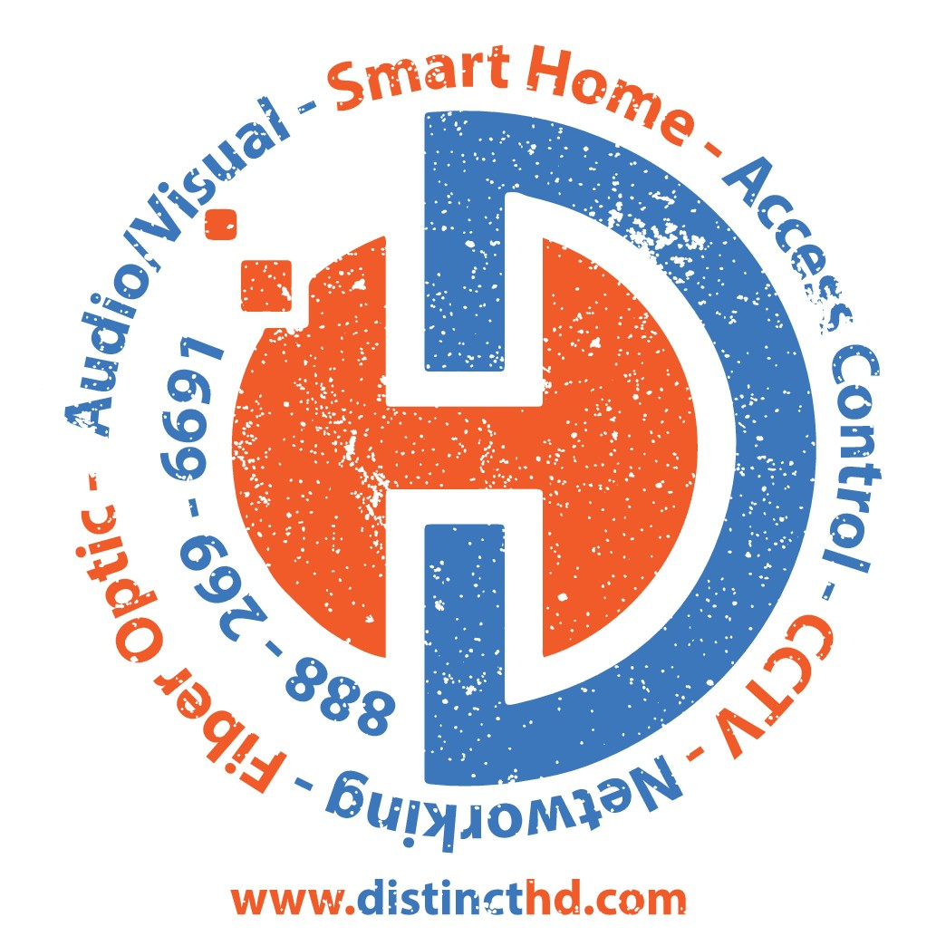DistinctHD needs a t-shirt design to show off our new logo