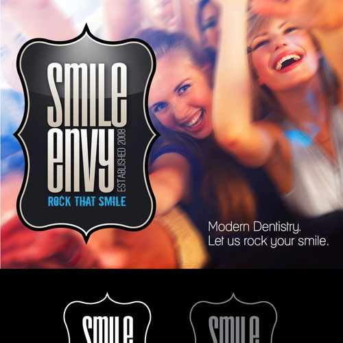 NEW LOGO FOR SMILE ENVY!