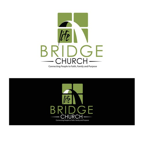Life Bridge Church Logo