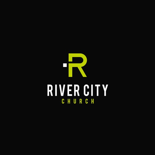 Logo concept for River City Church