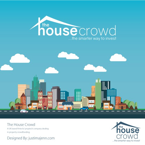 Logo for property crowdfunding business