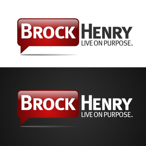 Help Brock Henry with a new logo