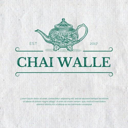 Logo concept for Chai Factory