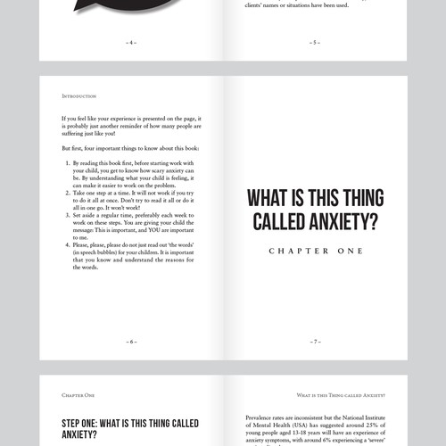 Book Typesetting about children