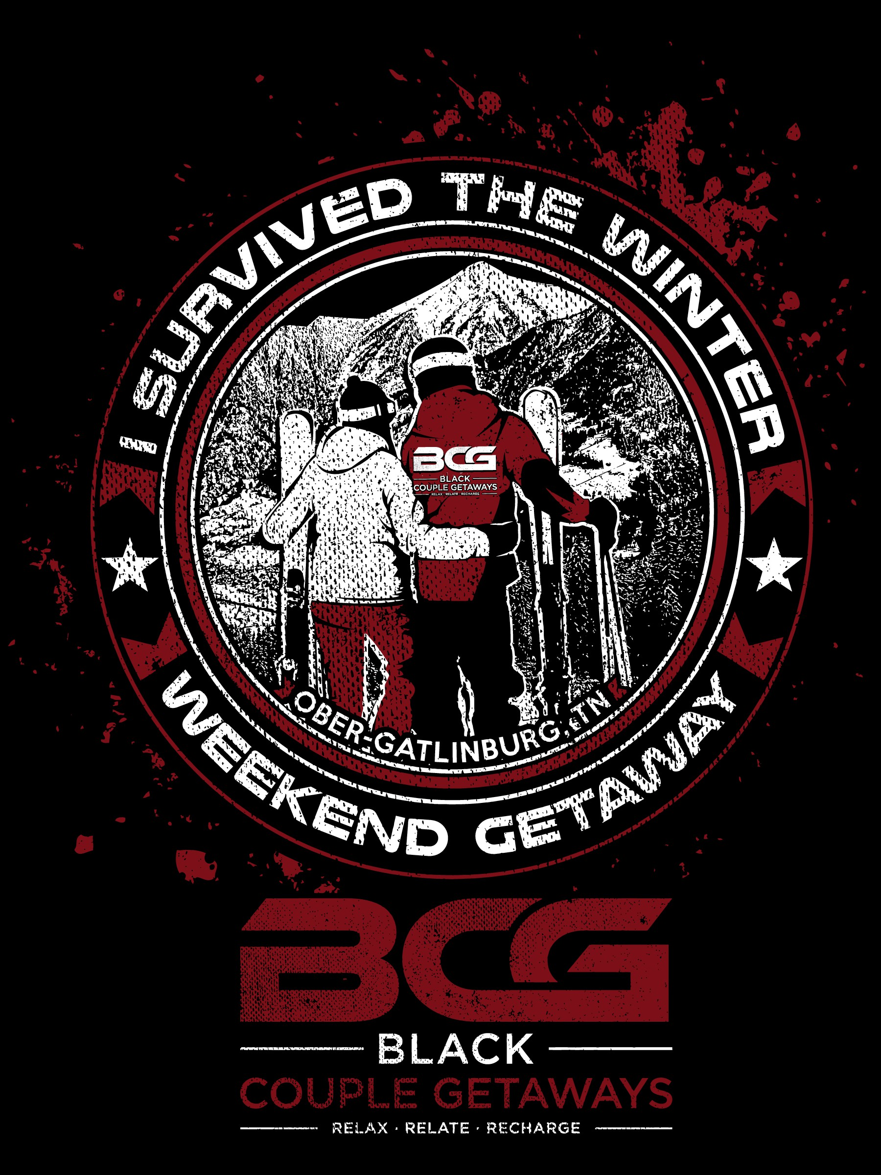 Winter Weekend Getaway T-Shirt Contest