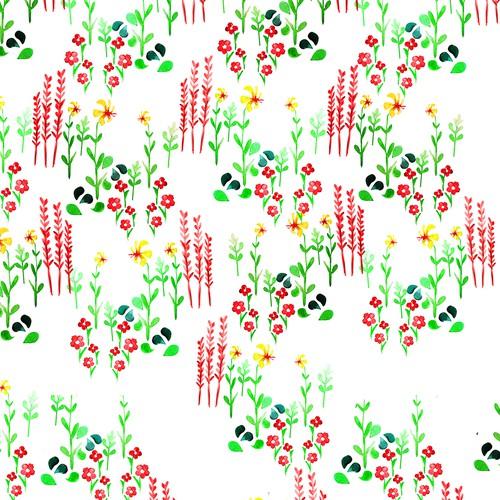 Colorful Textile Design