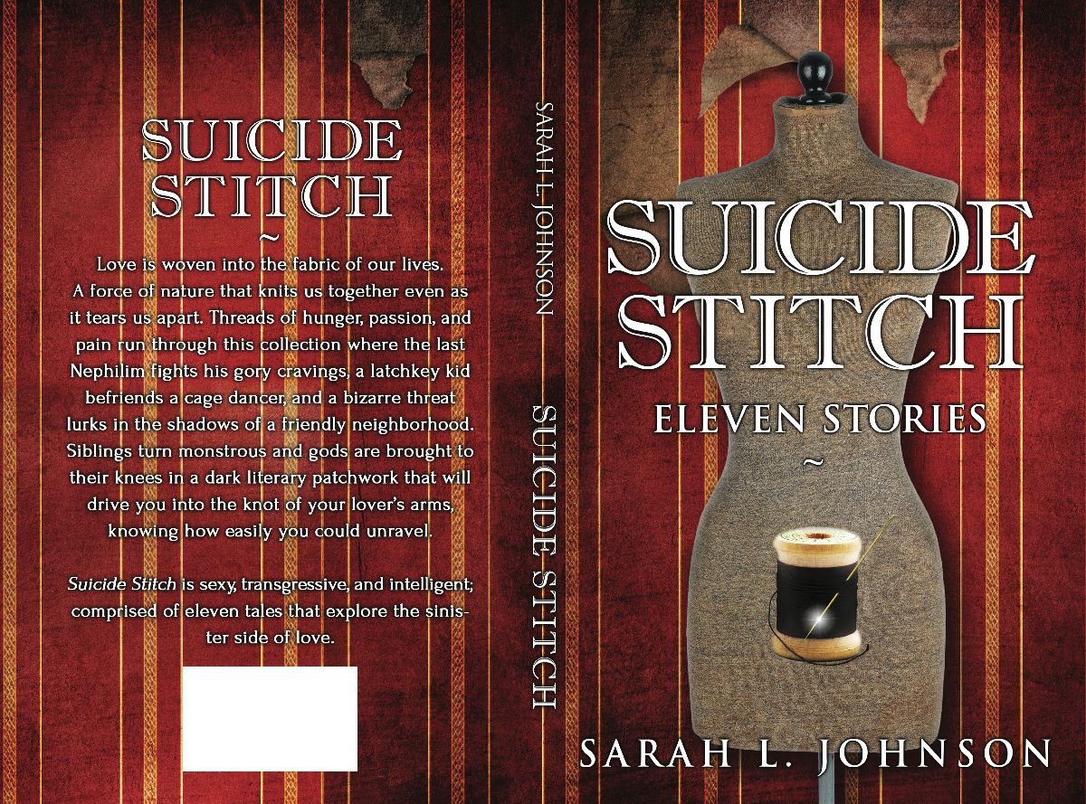 Suicide Stitch: Eleven Collected Stories
