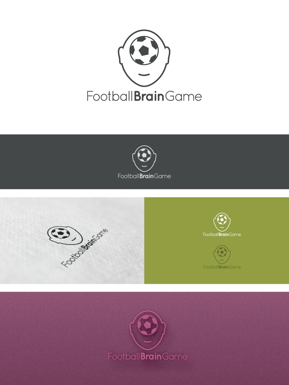 Football Brain Game needs a new logo