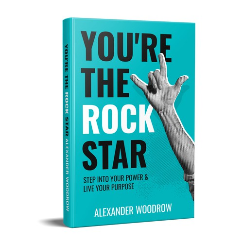 Cover for book You're the Rock Star