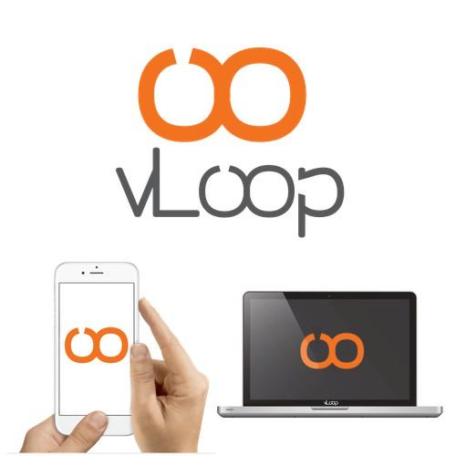 Logo concept para una nueva marca de ordenadores