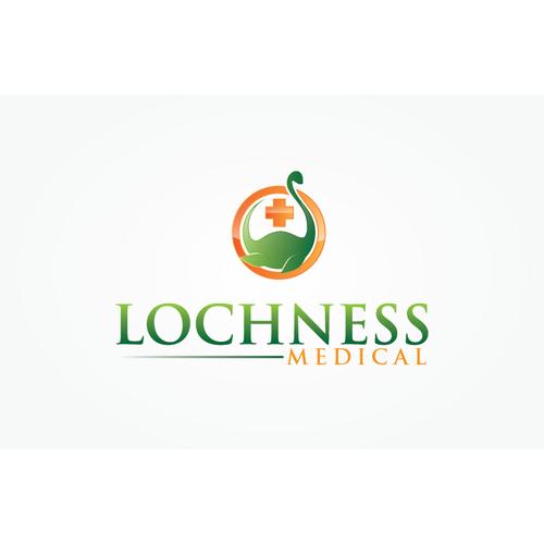 Lochness Medical  needs a new logo