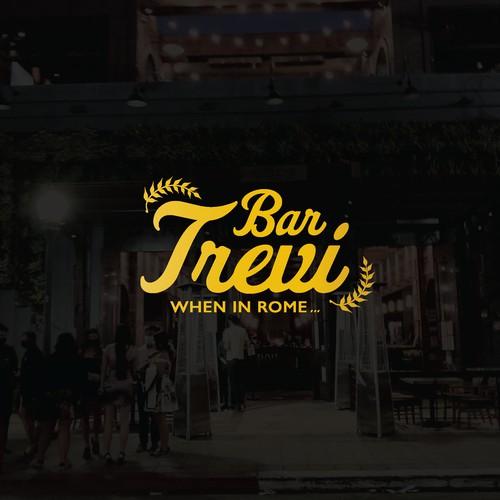 Bar Trevi Logo