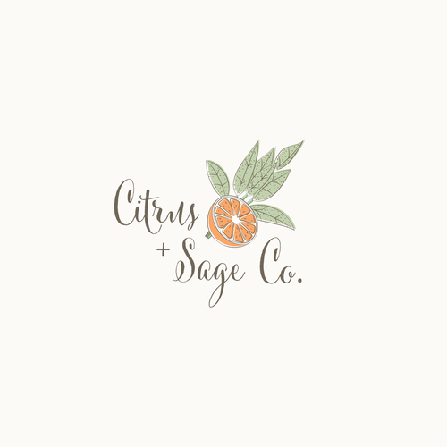 Citrus and Sage logo