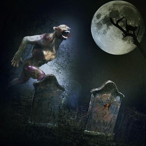 werewolf, wolfman
