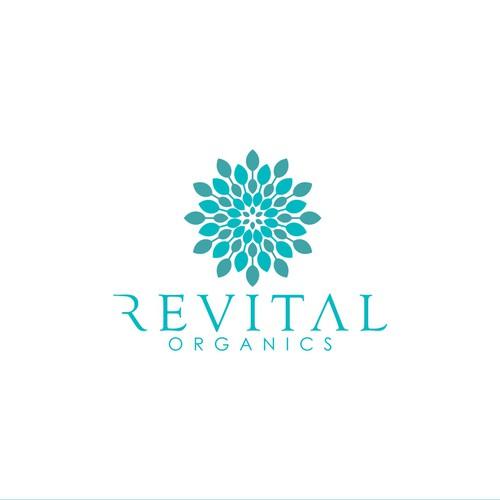 Revital Organics Logo