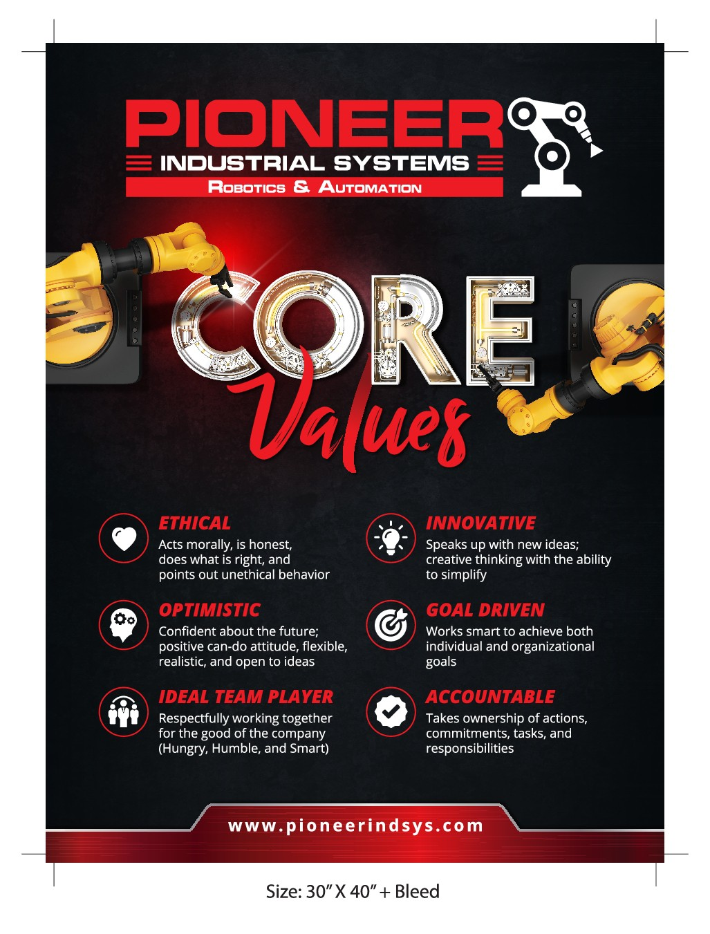 Core Value Poster