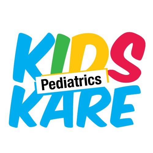 Kids Kare Pediatrics  needs a new logo