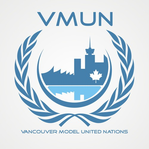 Vancouver Model United Nations (VMUN) needs a new logo