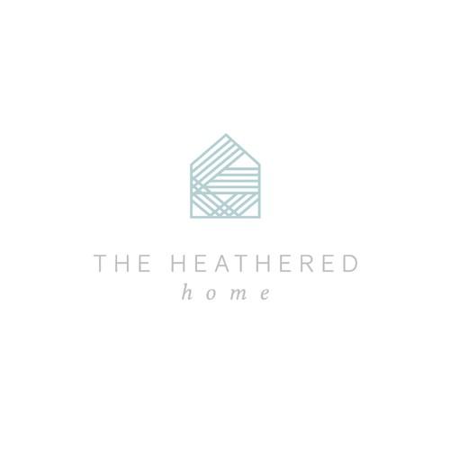 Clean, modern logo