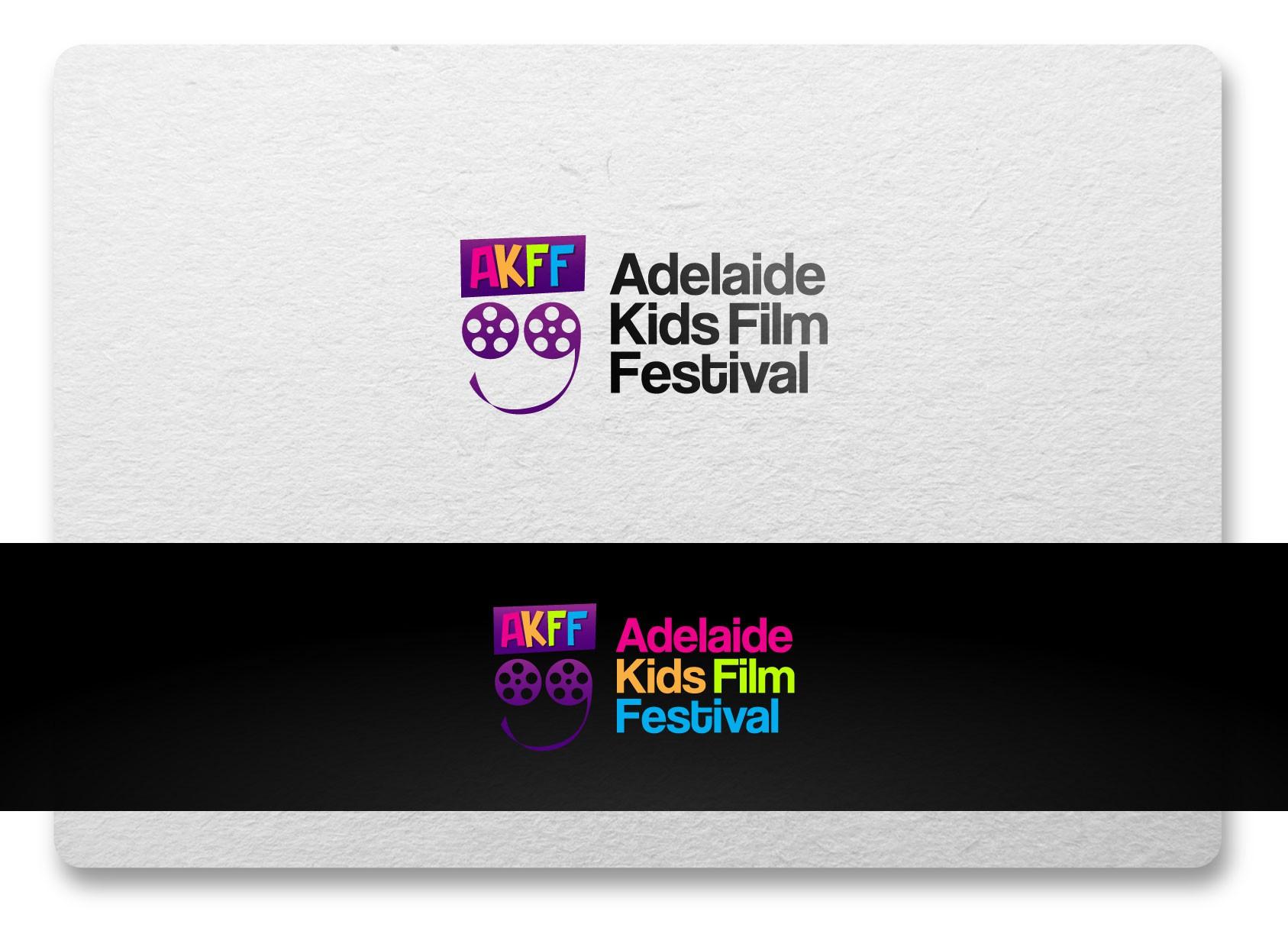 Create the next logo for Adelaide Kids Film Festival