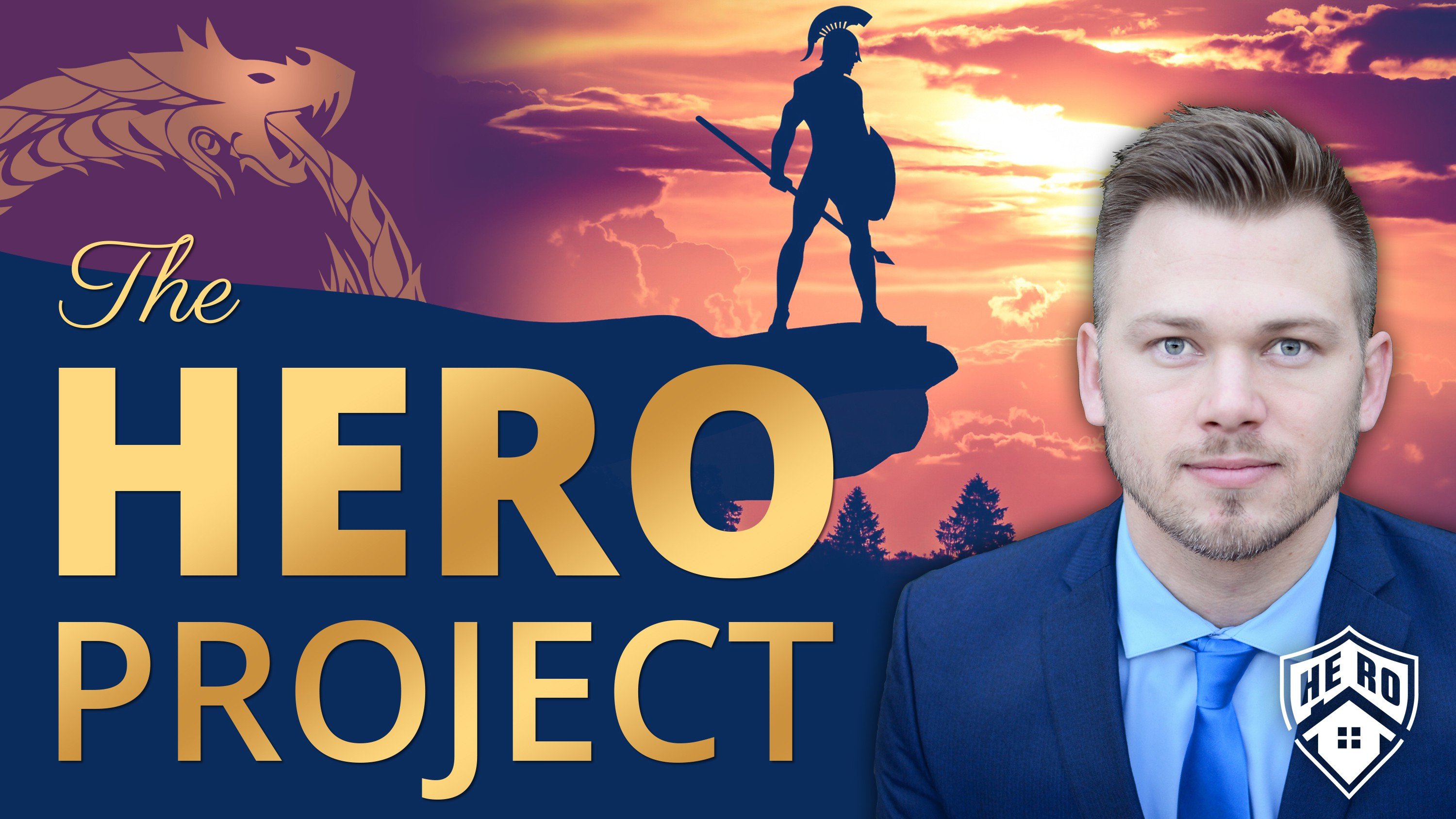 Podcast Cover Art-The Hero Project