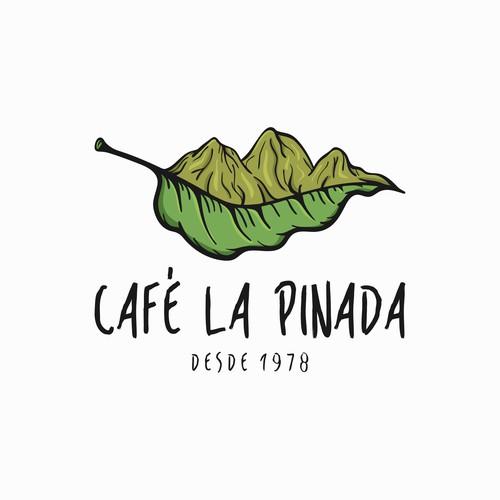 Café La Pinada Logo