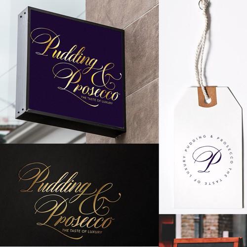 Logo for Pudding & Prosecco