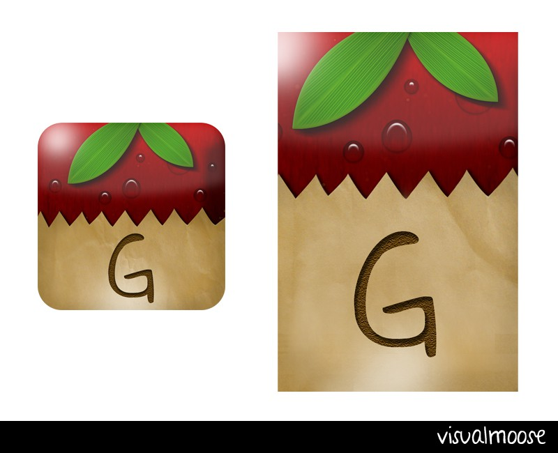 GrocerEaze for iOS needs a new main icon!