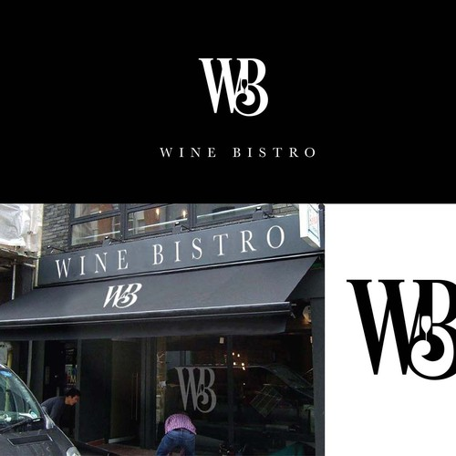 Rebrand a Wine Bistro, larger projects for the winner