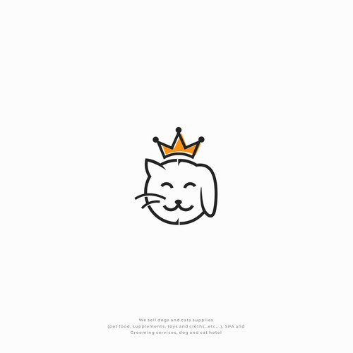 King Cat + Dog