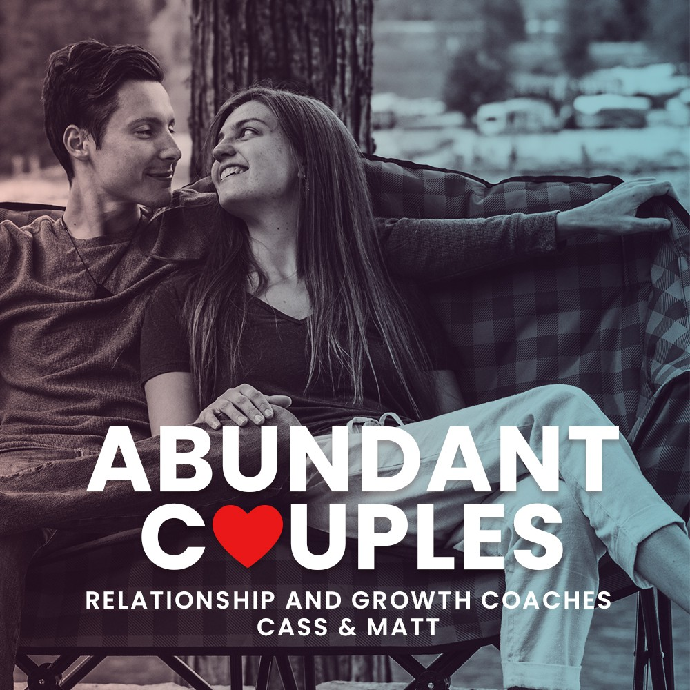 Create cover art for a Relationship & Intimacy podcast