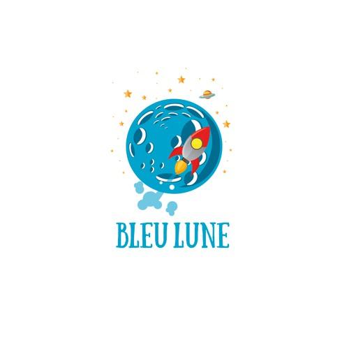 Logo pour une plaine de jeux couverte / indoor playground