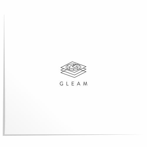 3D Monogram G logo design
