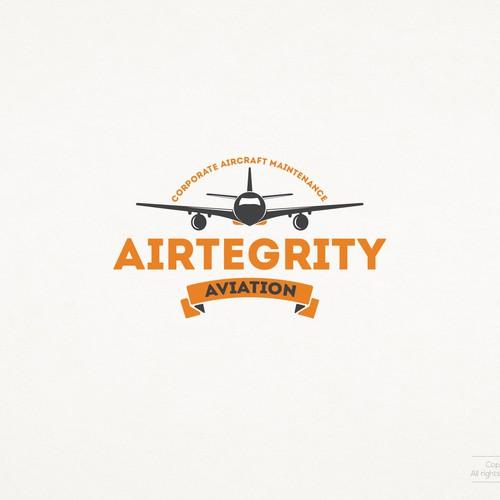 Logo concept for Airtegrity