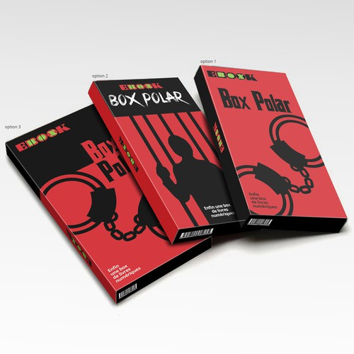 EBOOK BOX, a product line design for an innovative idea !