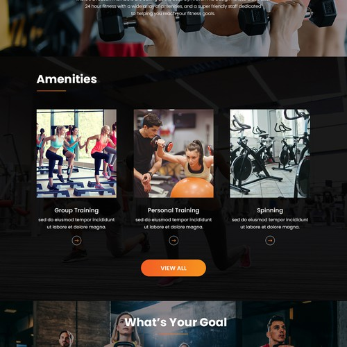 Website Design for Design Fit for You