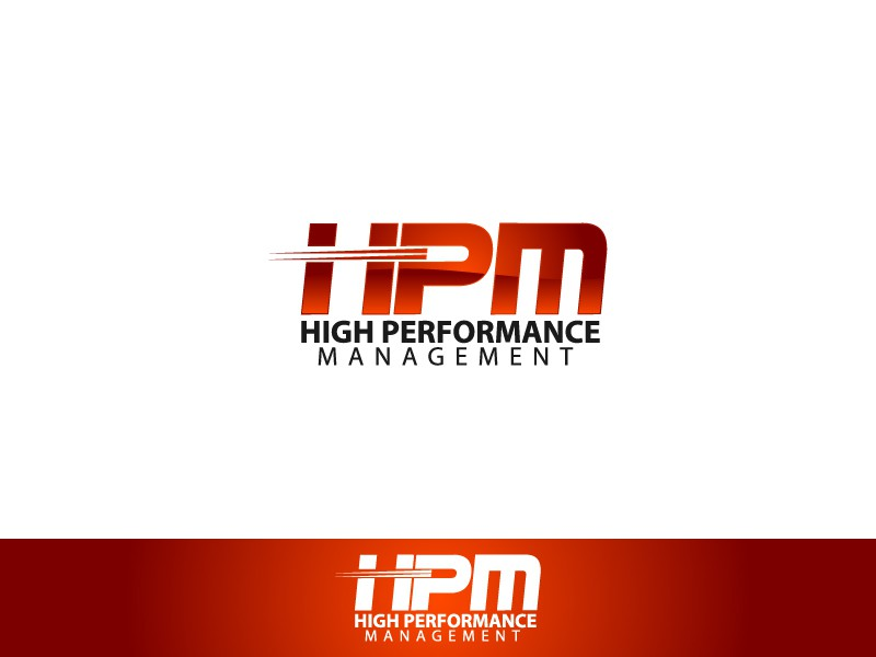 Create the next logo for High Performance Management