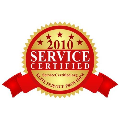 Service Certified Logo