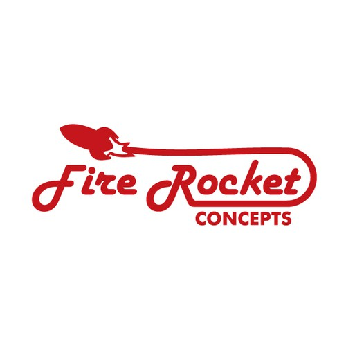 Help FireRocket Concepts  with a new logo