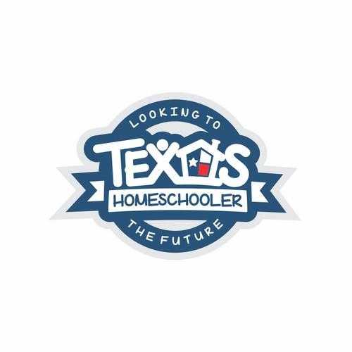 Texas HomeSchooler logo