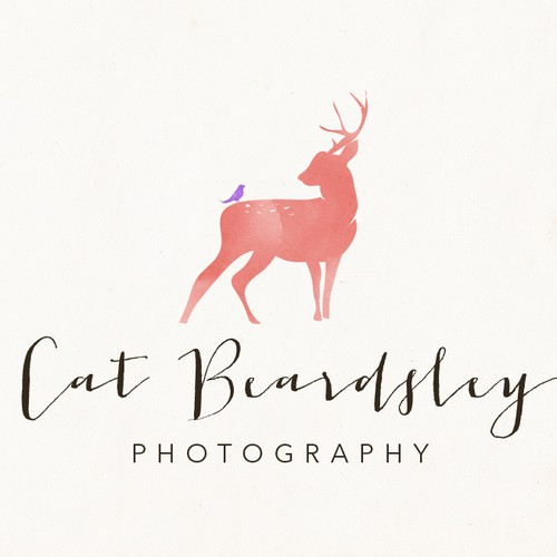 I need your expertise for a timeless and natural photography logo