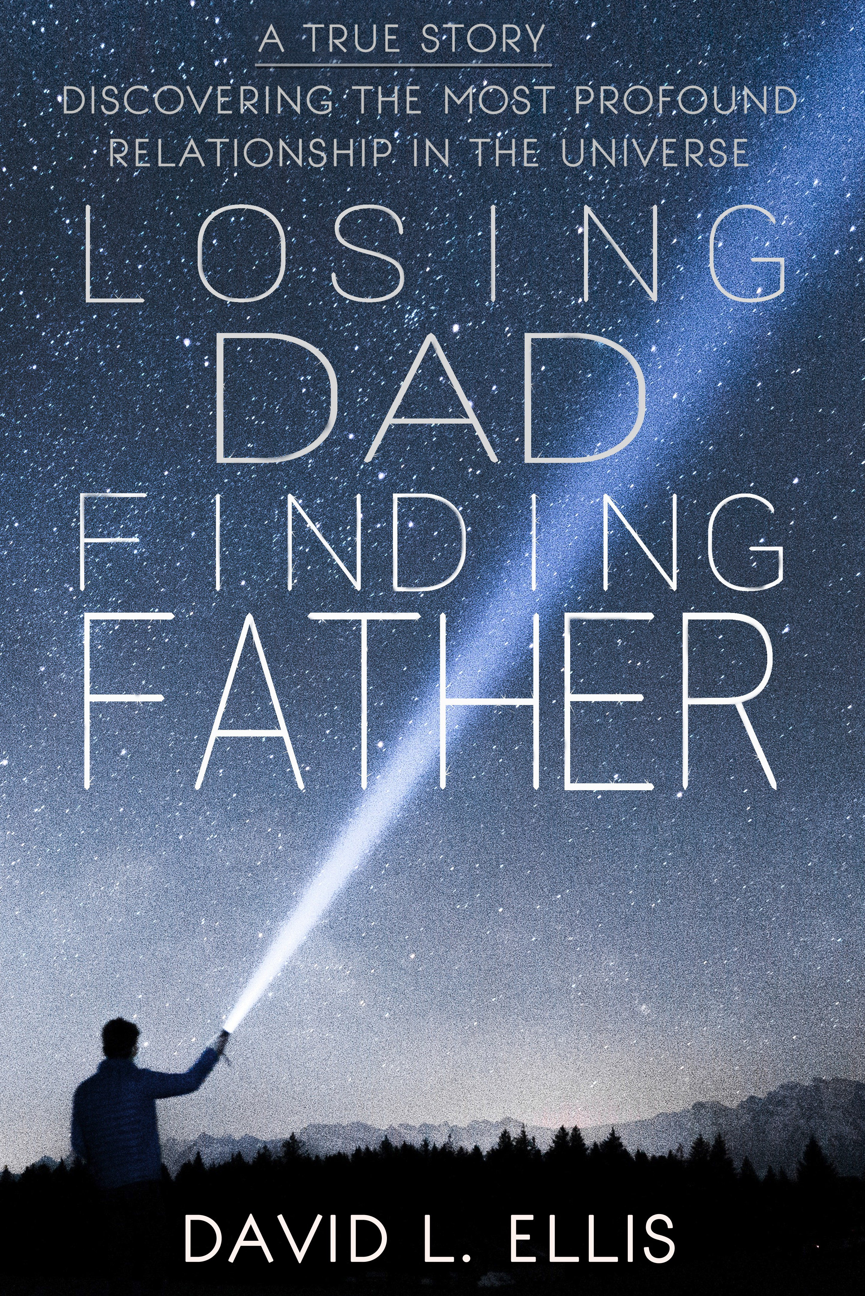 Losing Dad, Finding Father book cover