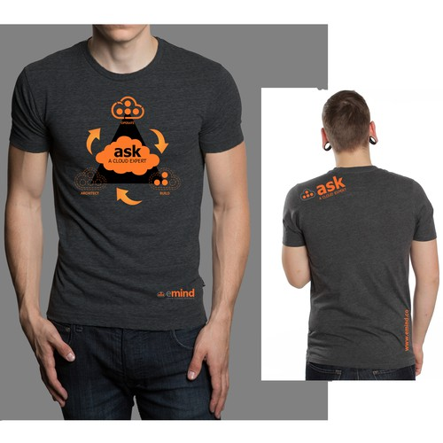 Emind AWS re:Invent T-shirt