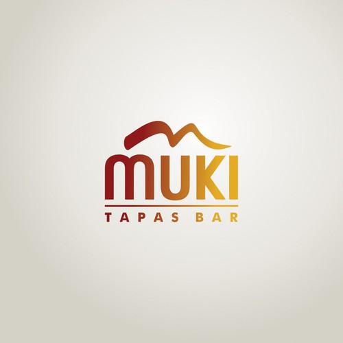 Crie o Logotipo para o futuro Muki Tapas Bar no Mussulo em Angola
